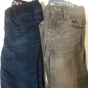 Gap jeans & jeggings size 4